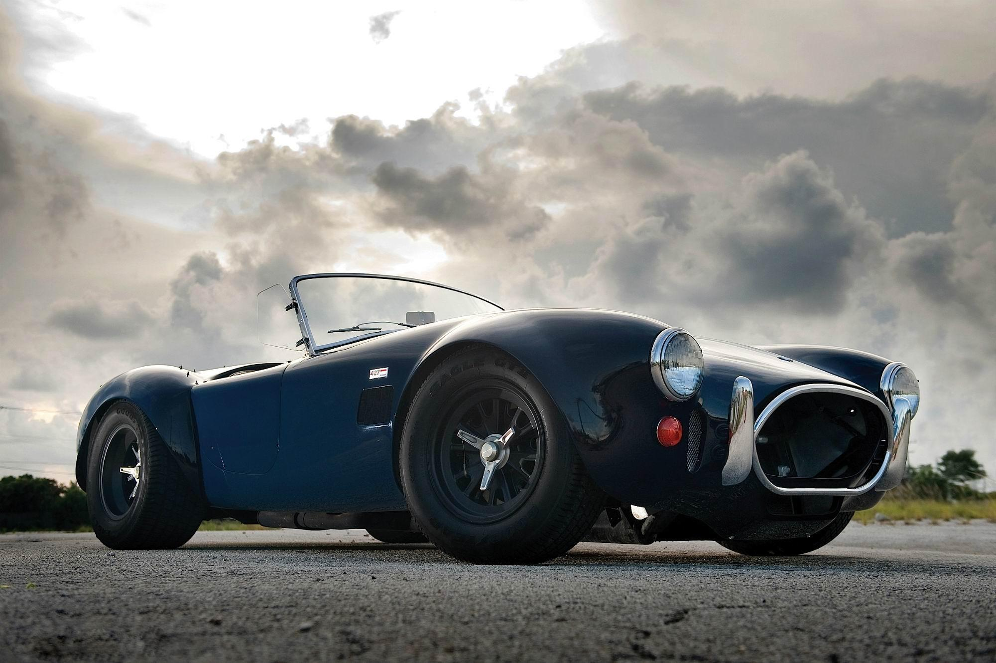 Shelby Cobra Wallpapers Wallpaper Cave