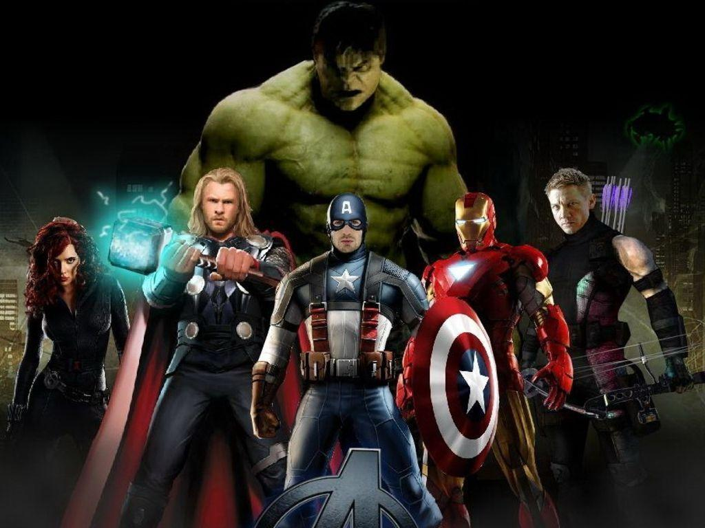 Avengers wallpapers hd wallpaper cave - Hulk hd images free download ...