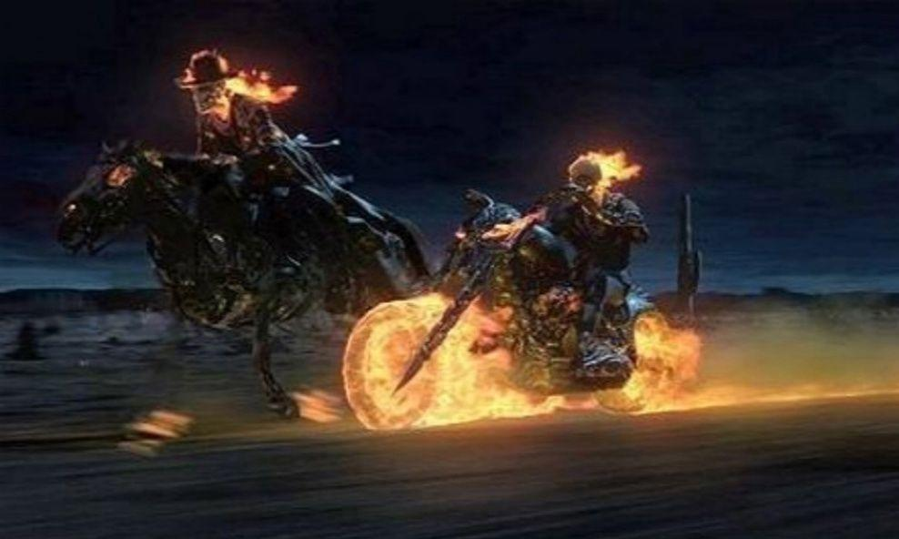 Ghost Rider Wallpapers and Pictures
