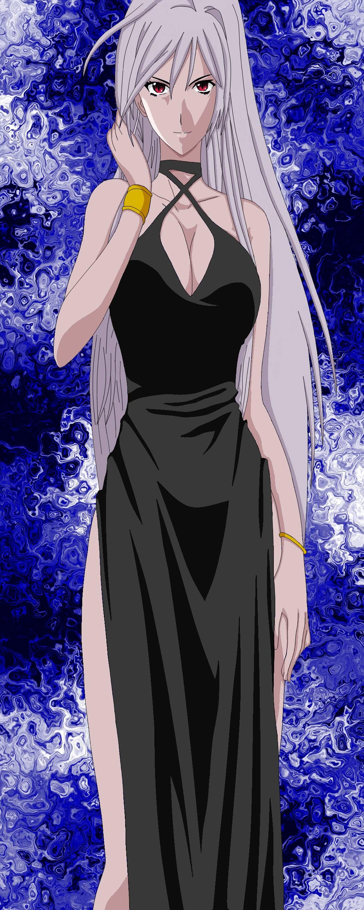 cute anime girl moka wallpaper - photo #45
