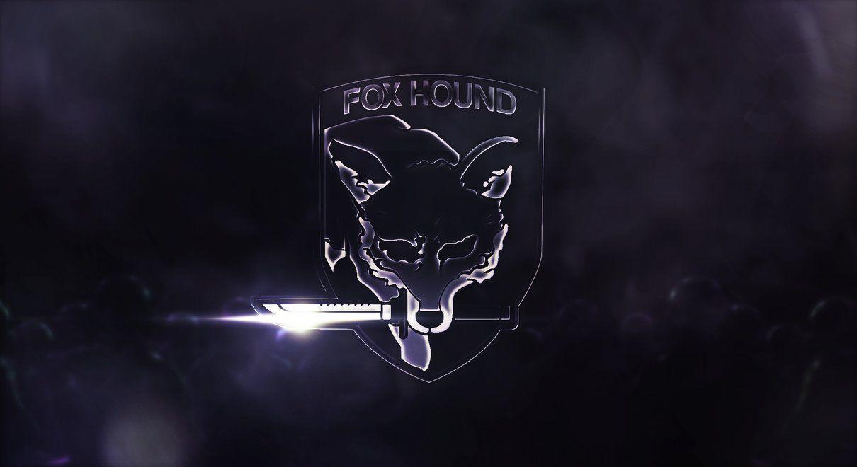 Foxhound Metal Gear Solid Wallpaper