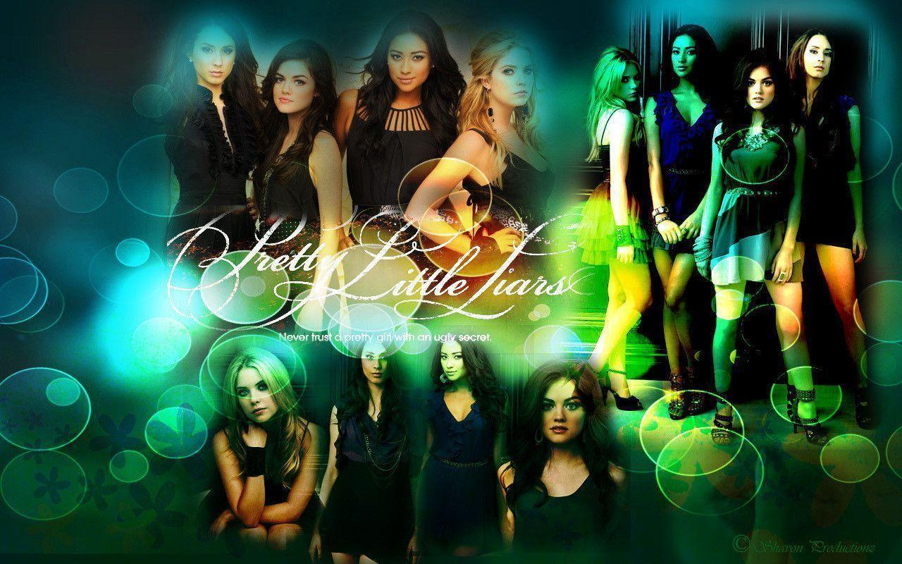 Pretty Little Liars Desktop Wallpapers - Wallpaper Cave