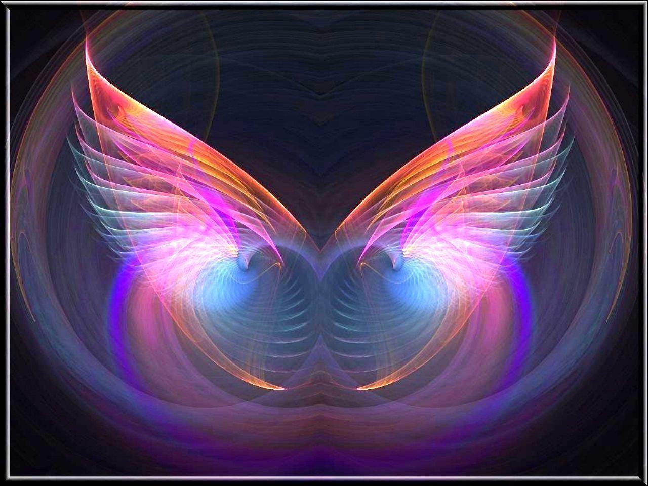 angel devil wings wallpaper - photo #31