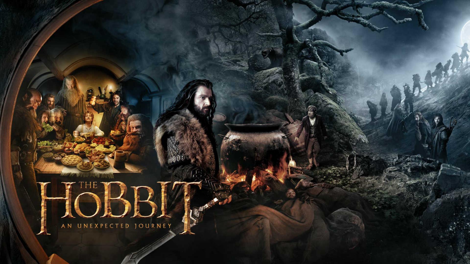 The Hobbit Desktop Wallpapers - Wallpaper Cave