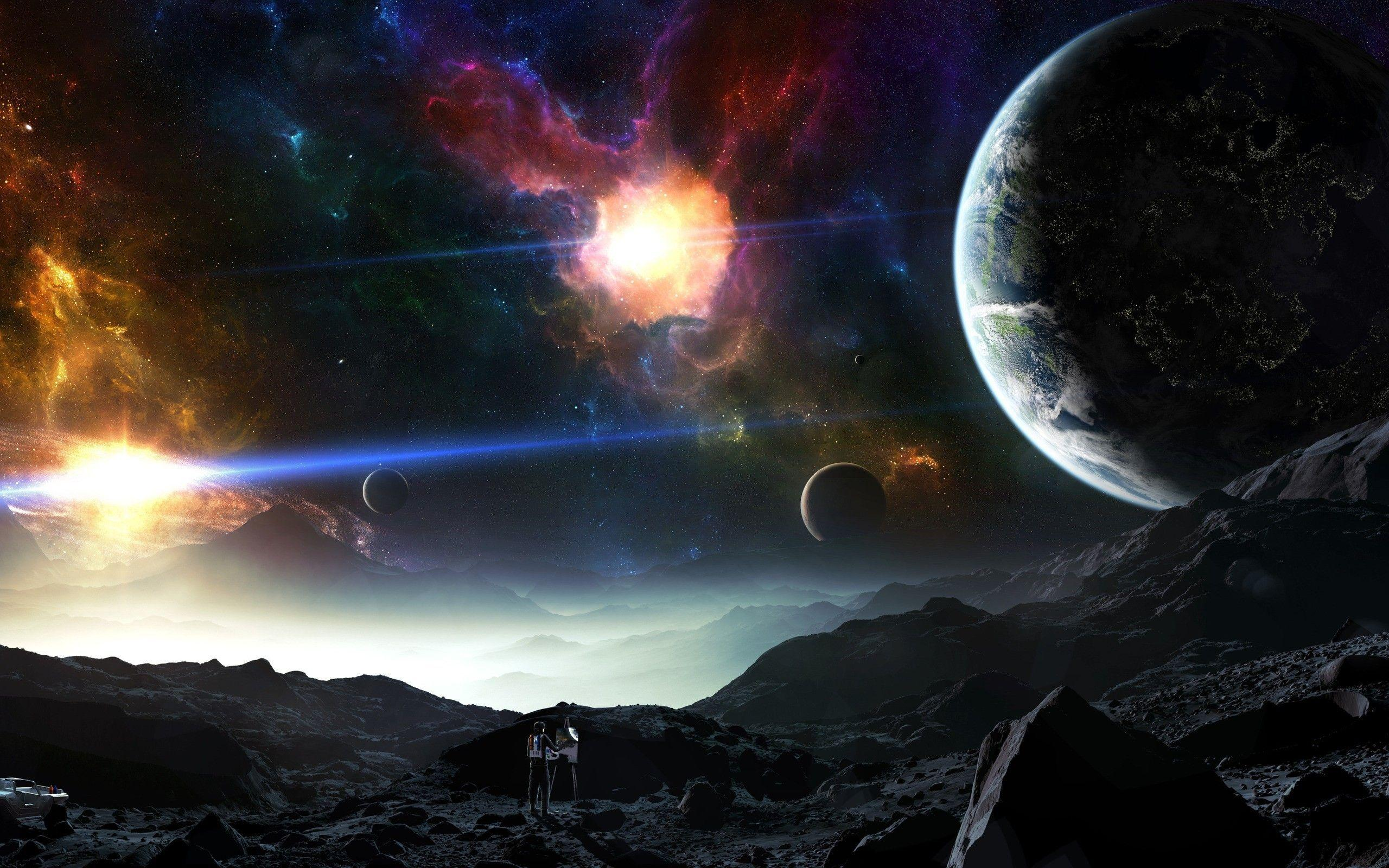 Celestial Wallpapers Wallpaper Cave
