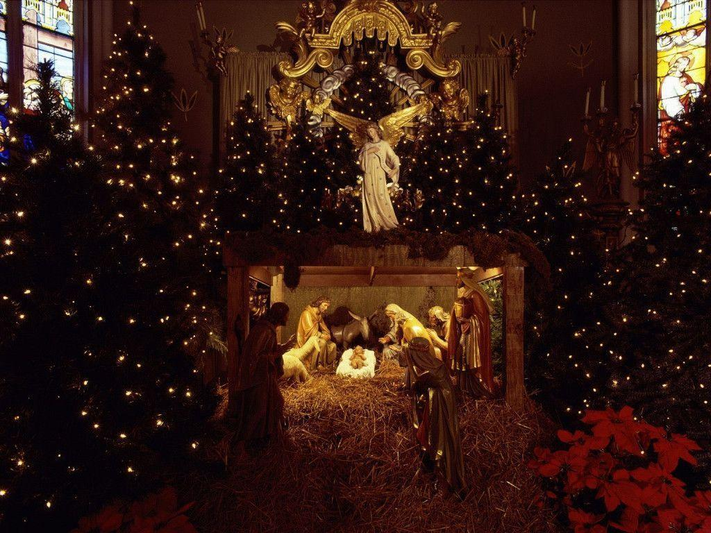 Religious Christmas Backgrounds Free.Christian Christmas Wallpapers Wallpaper Cave