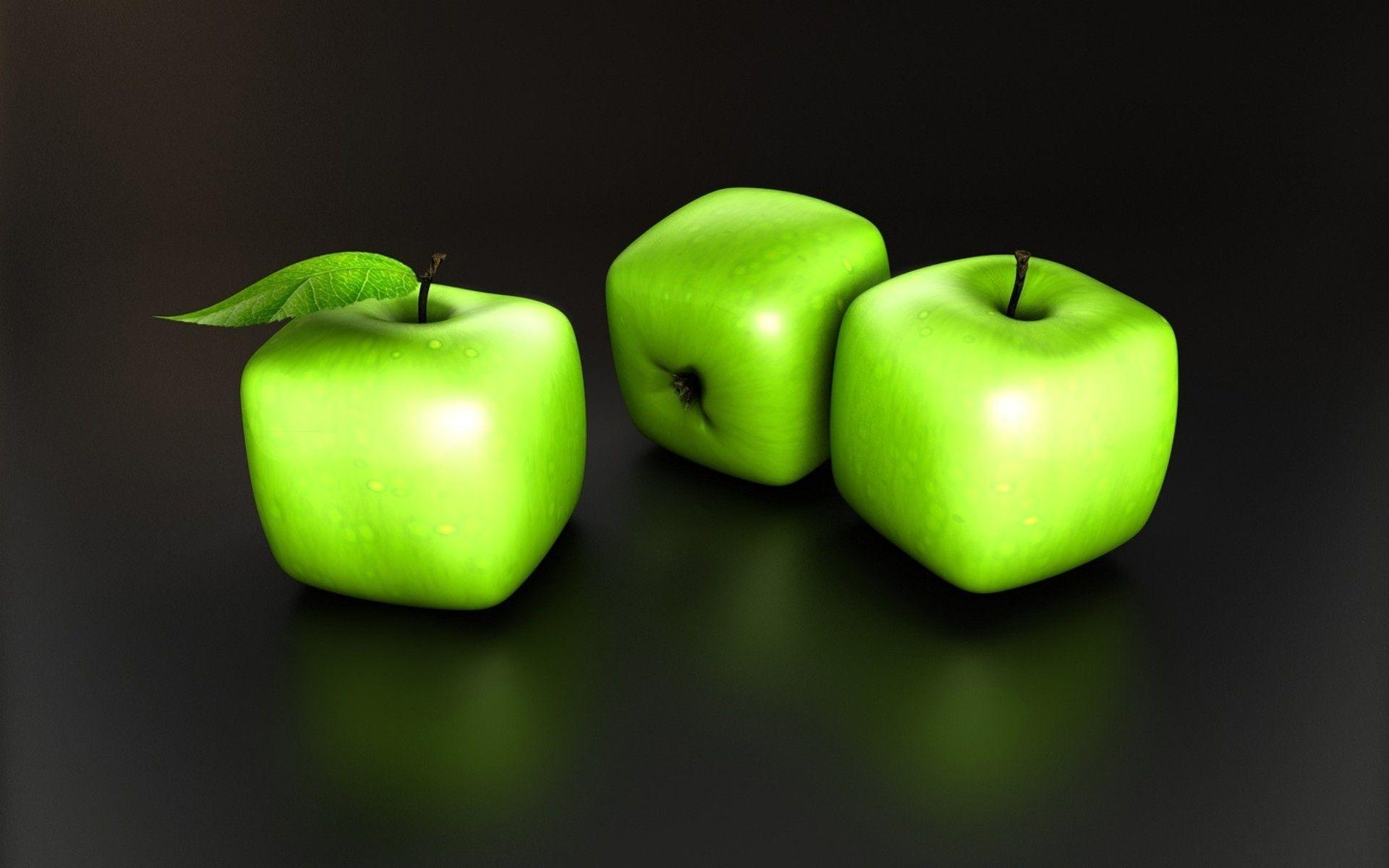 Apple Abstract Wallpapers