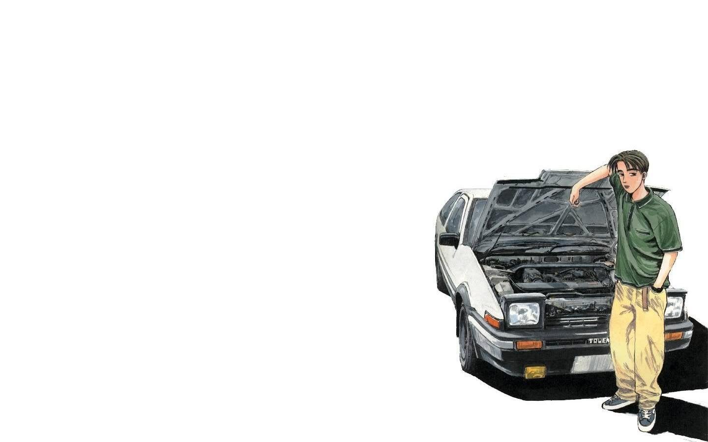Initial D Wallpapers 1440