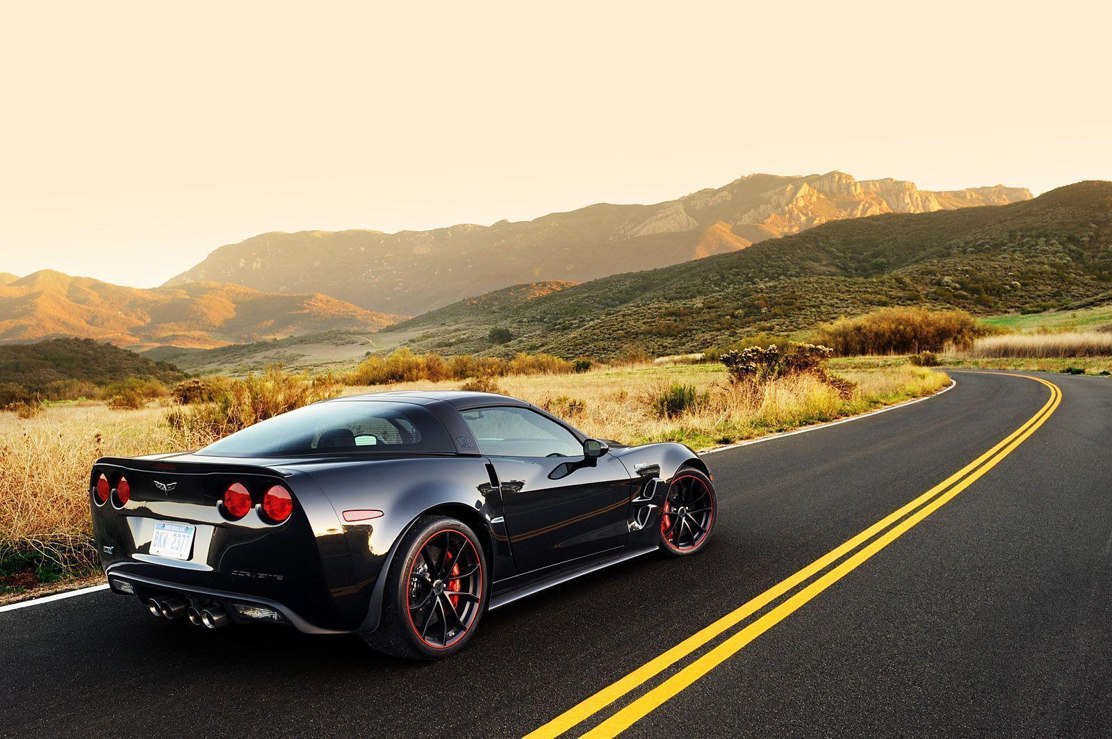 black corvette zr1 wallpapers - photo #23
