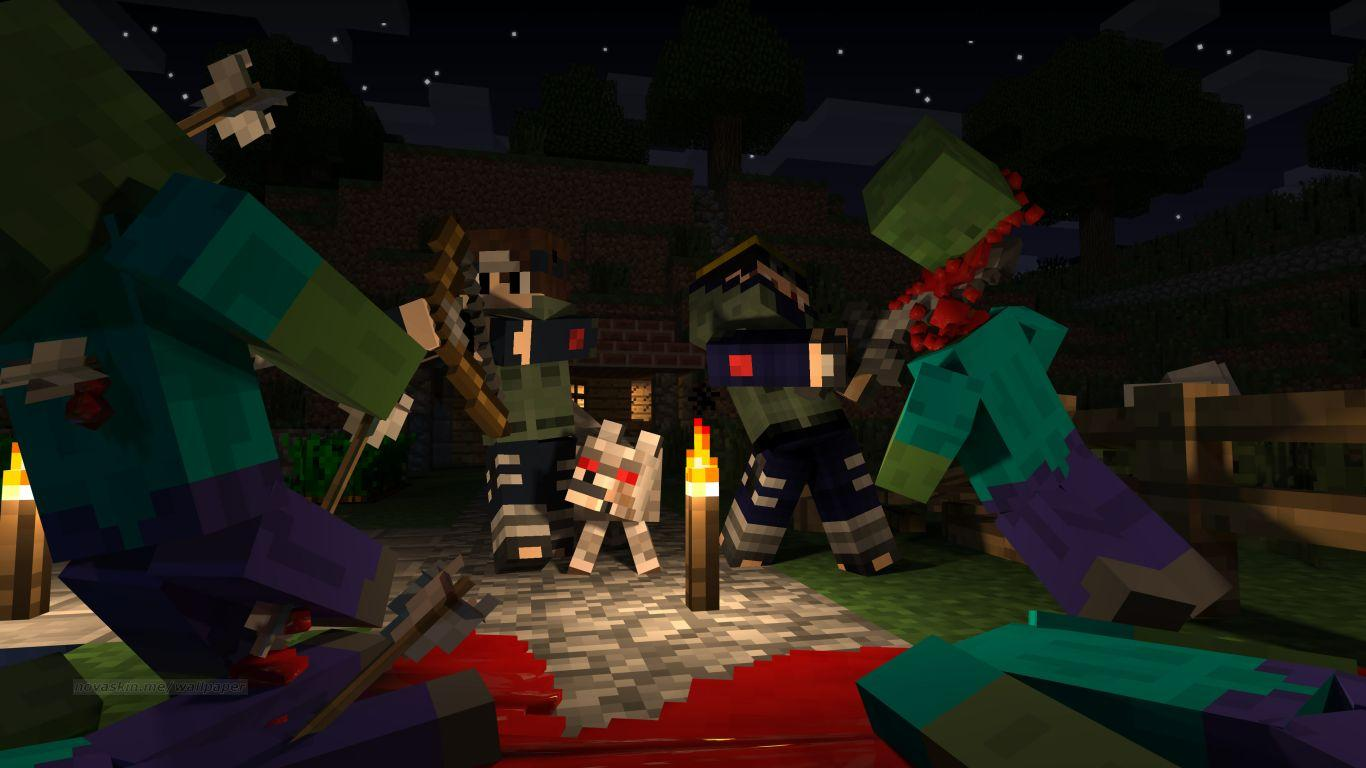 Awesome Minecraft Wallpapers Thread