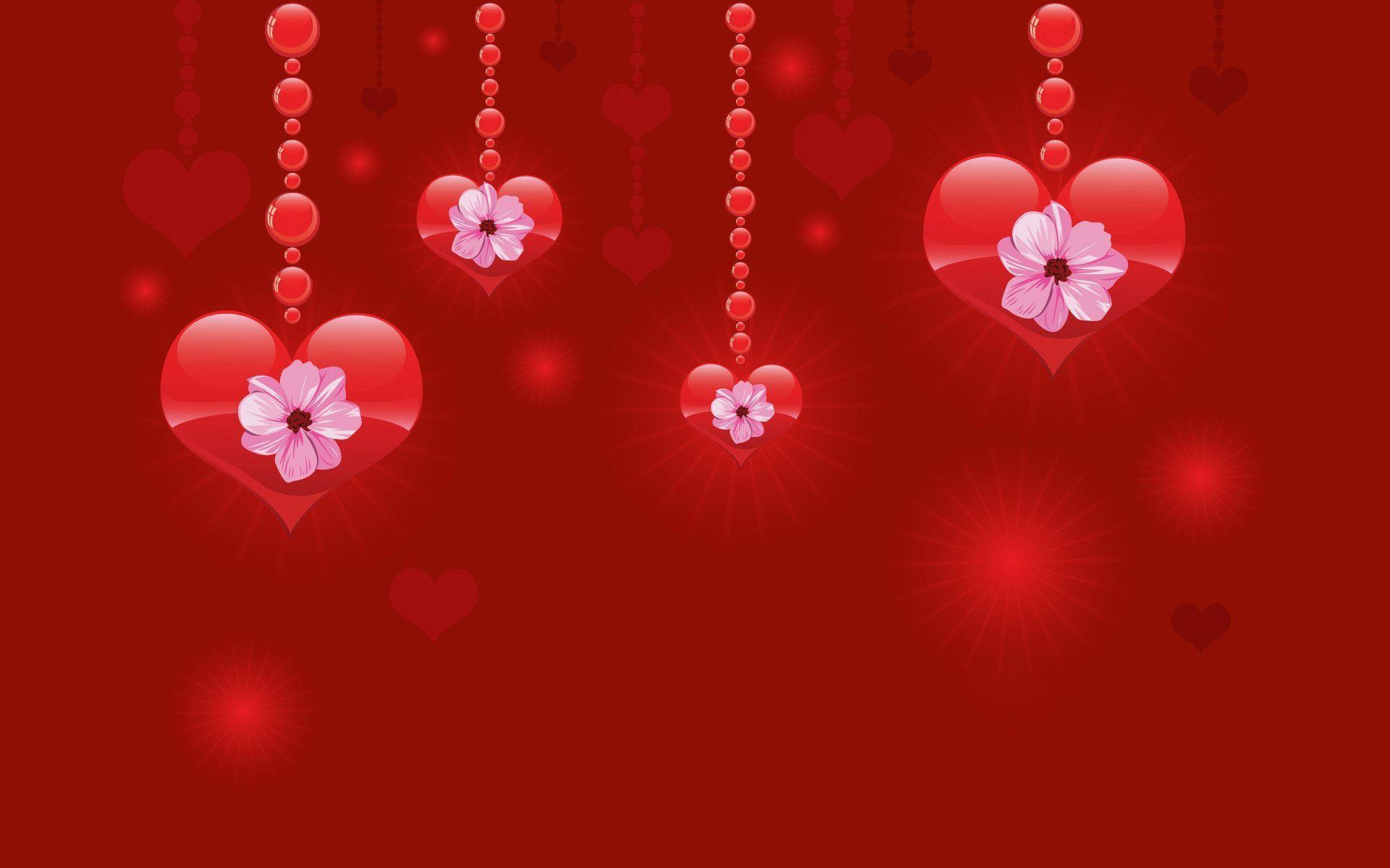 Enjoy these lovely Valentine&Day themed wallpapers for your Android