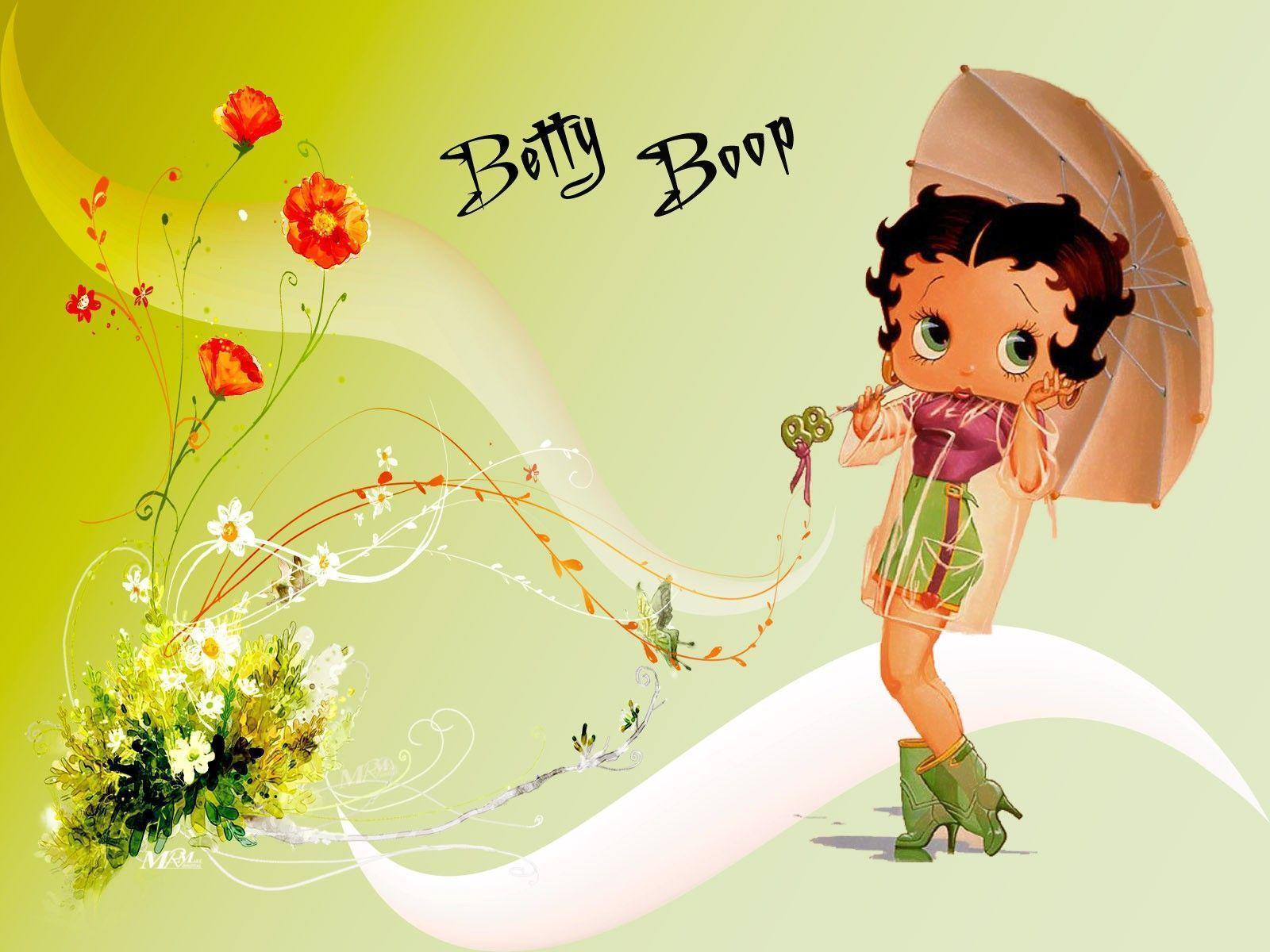 Betty Boop Hd Wallpapers Wallpaper Cave