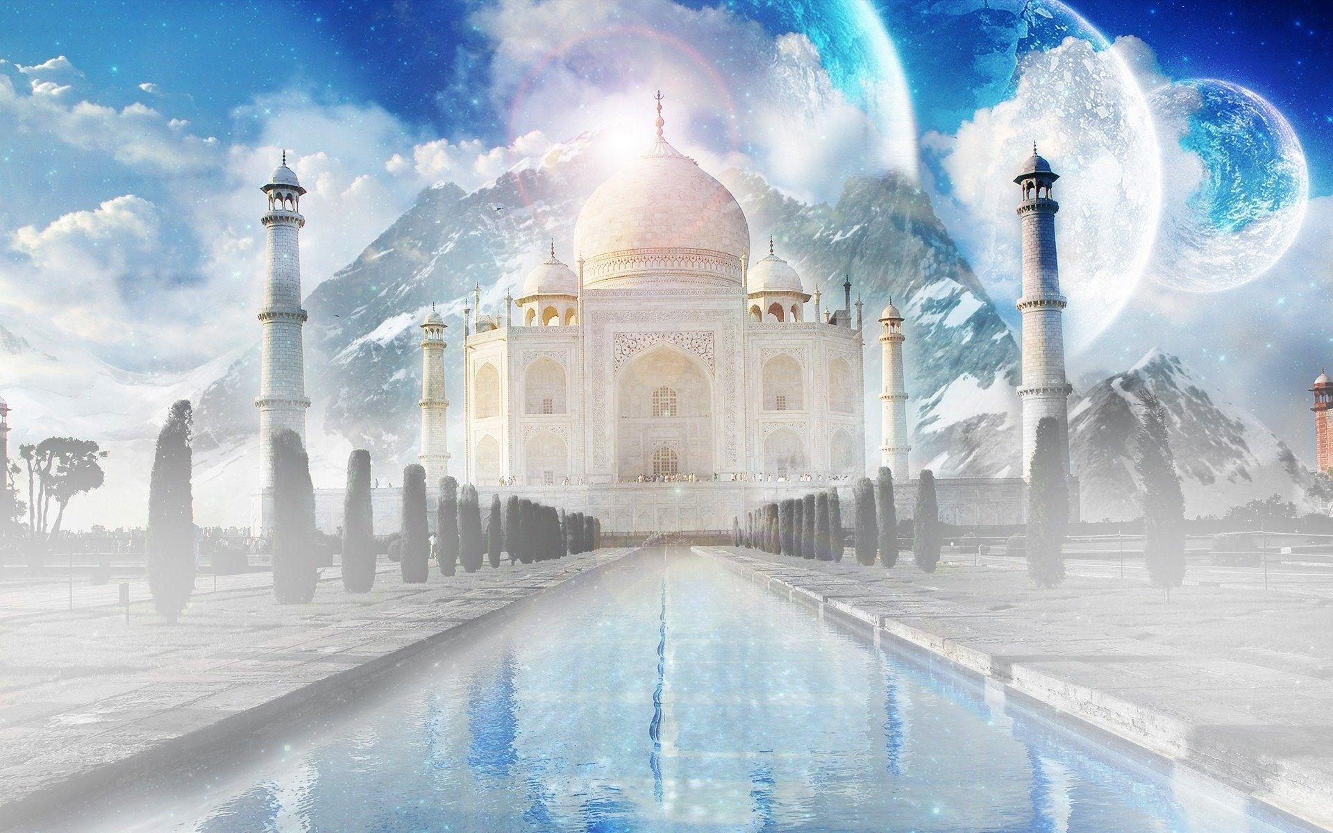 Hd wallpaper taj mahal - Taj Mahal High Qulaity Hd Wallpapers Free Wallpapers