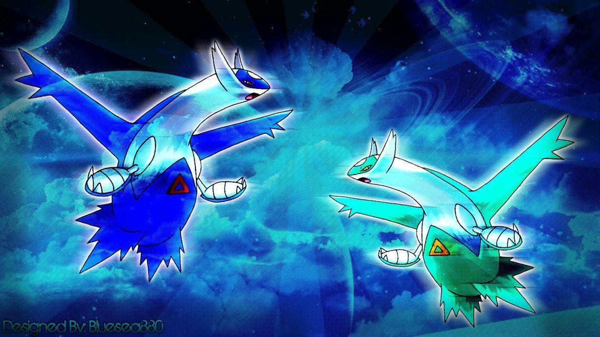 Latios Wallpaper by BlueseaGraphics on DeviantArt