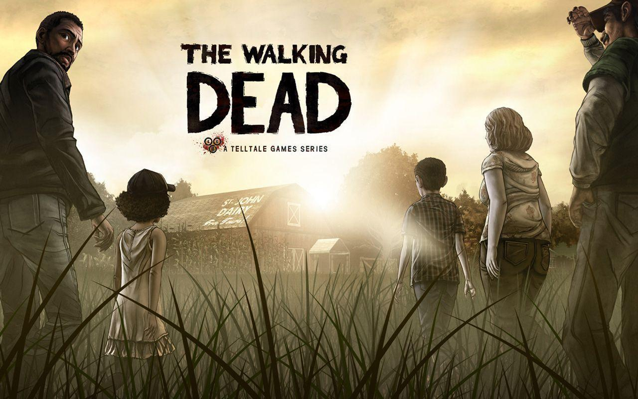 TWD game - The Walking Dead Game Wallpaper (31922820) - Fanpop