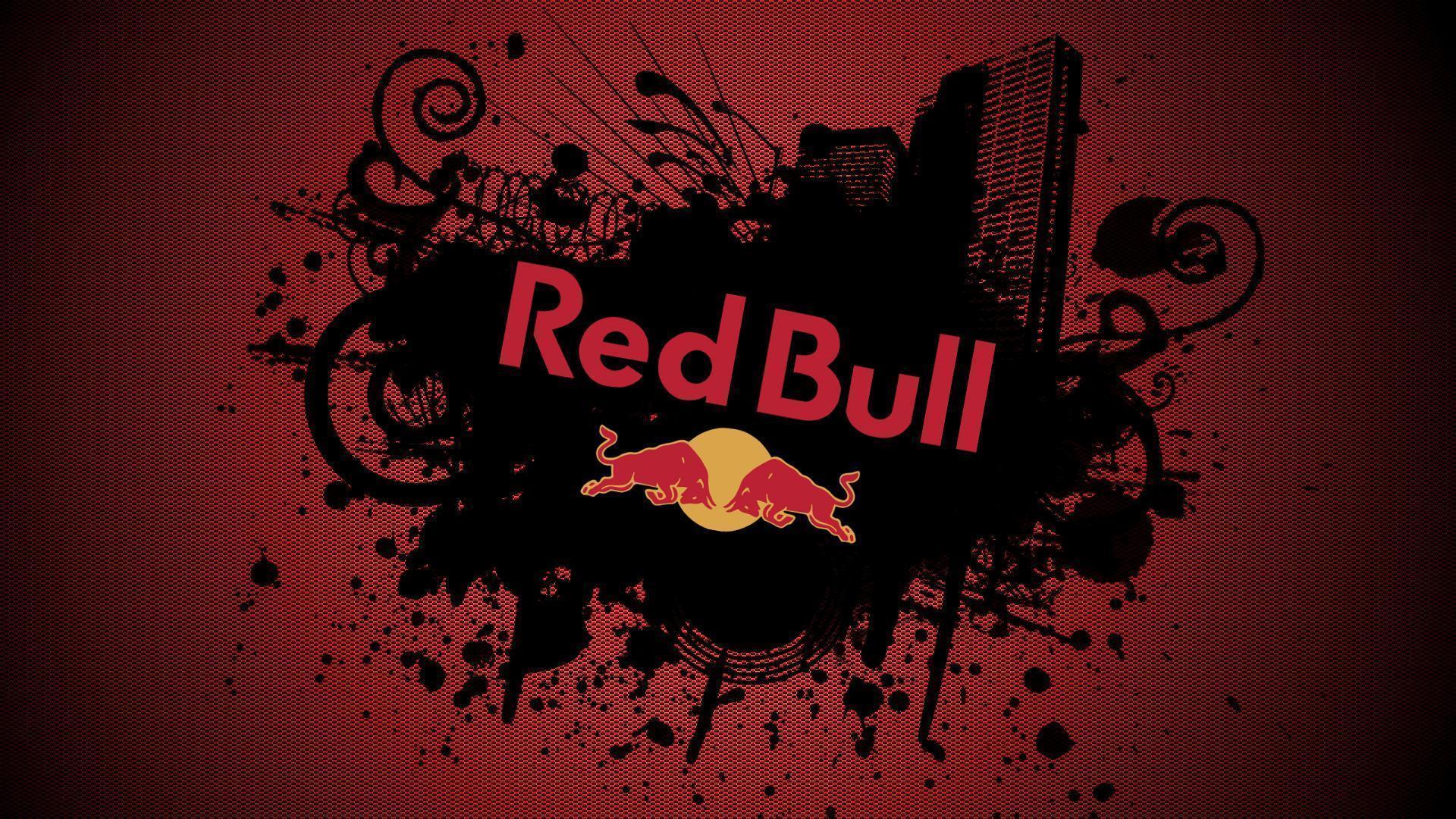 Red bull wallpaper
