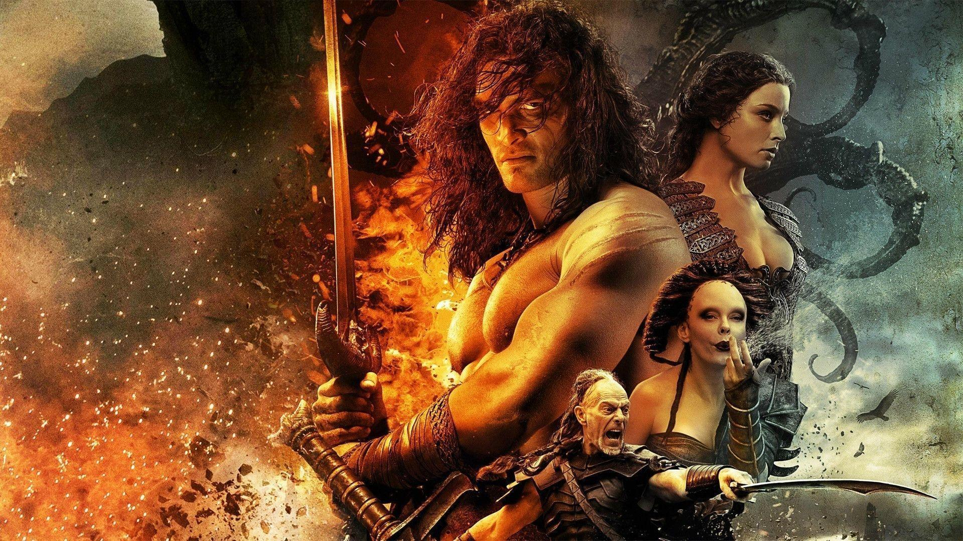 Conan The Barbarian Wallpapers - Wallpaper Cave