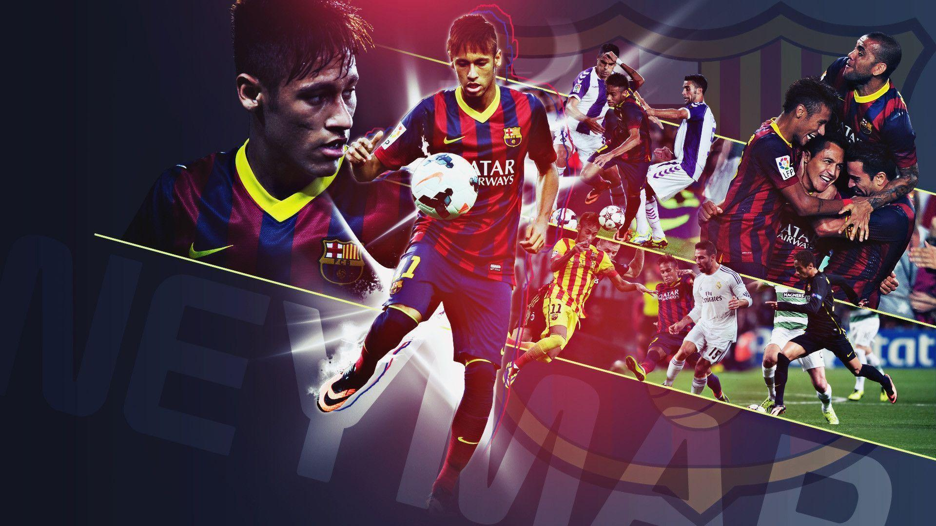 Neymar FC Barcelona image for wallpapers