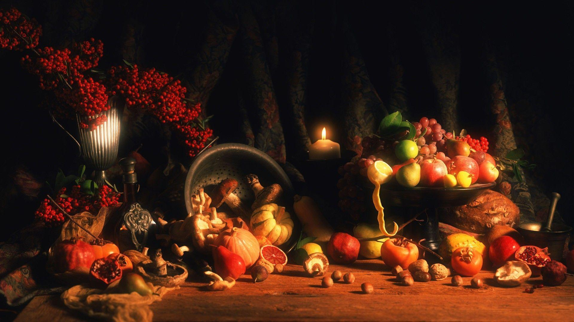 Thanksgiving Widescreen HD Wallpapers Desktop