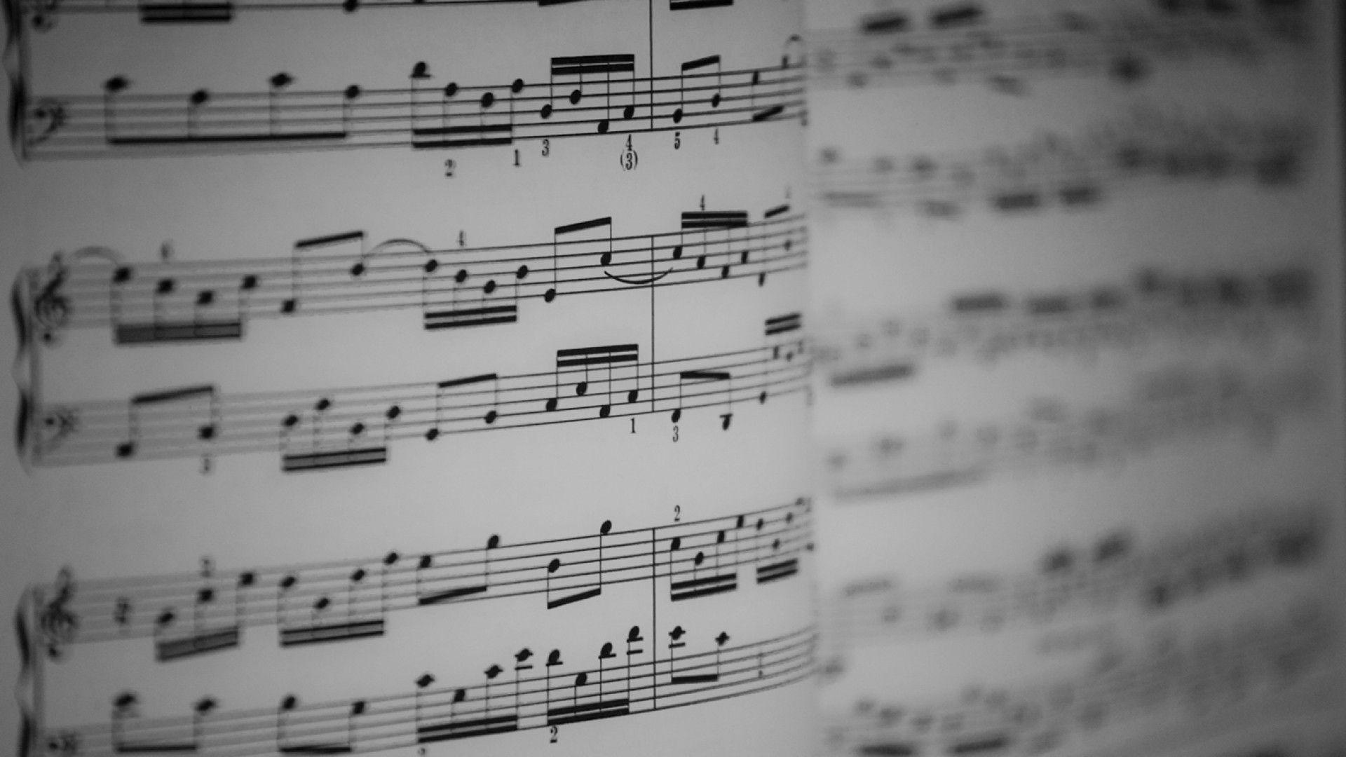 sheet music 2 wallpaper - photo #3