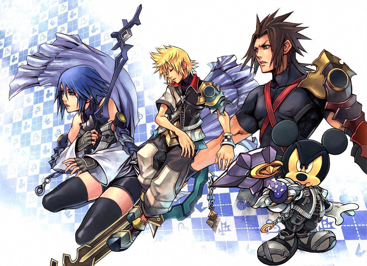 Kingdom Hearts Final Mix Wallpapers - Wallpaper Cave Kingdom Hearts Birth By Sleep Armor Wallpaper