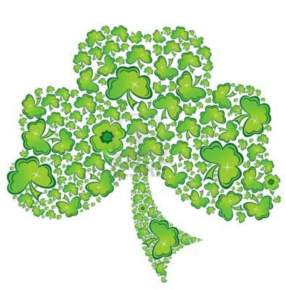 Irish Shamrock Wallpaper, wallpaper, Irish Shamrock Wallpapers hd