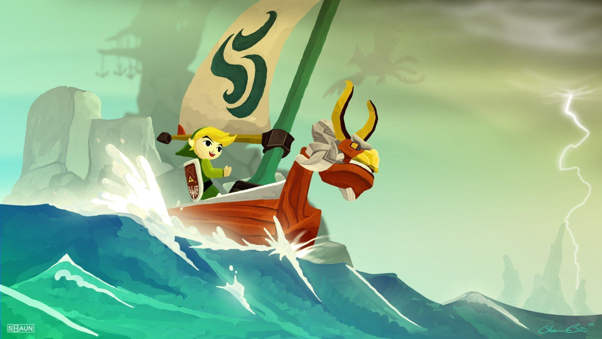 Wind Waker Wallpapers
