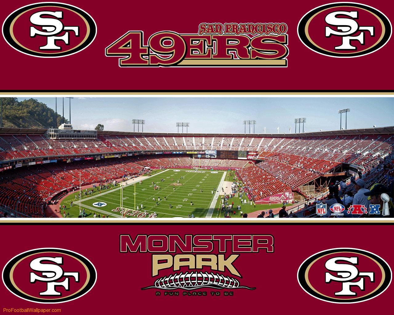 San Francisco 49ers Wallpapers Wallpaper Cave