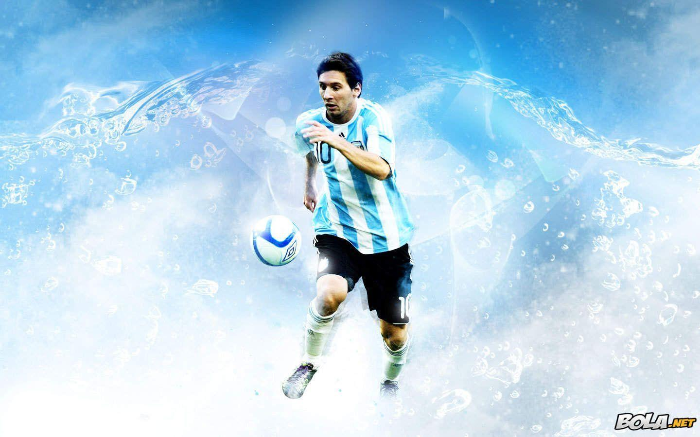Lionel Messi Argentina Hd Wallpapers - Football Wallpaper HD ...