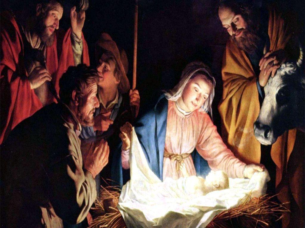 Baby Jesus Wallpapers - Wallpaper Cave