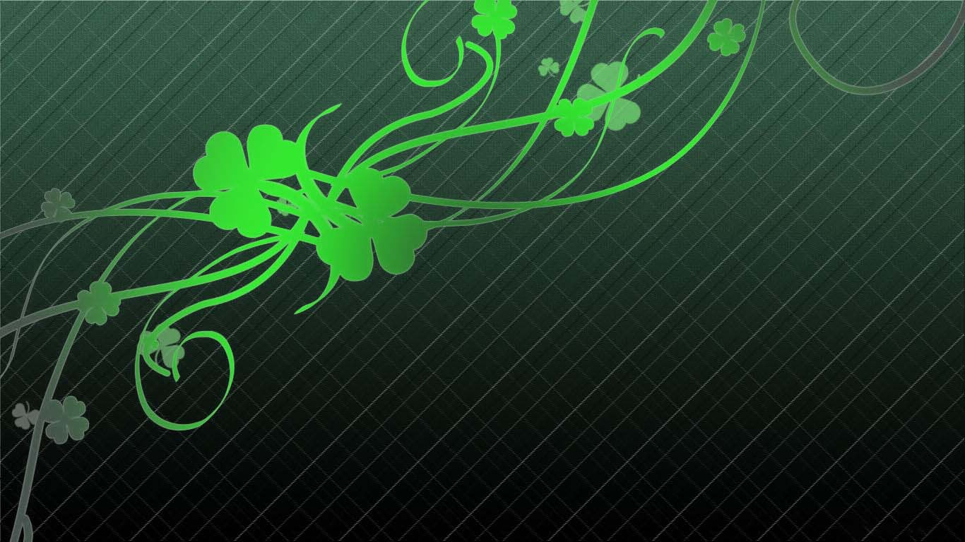 Happy St. Patrick&Day 2012 PowerPoint Backgrounds Free Download