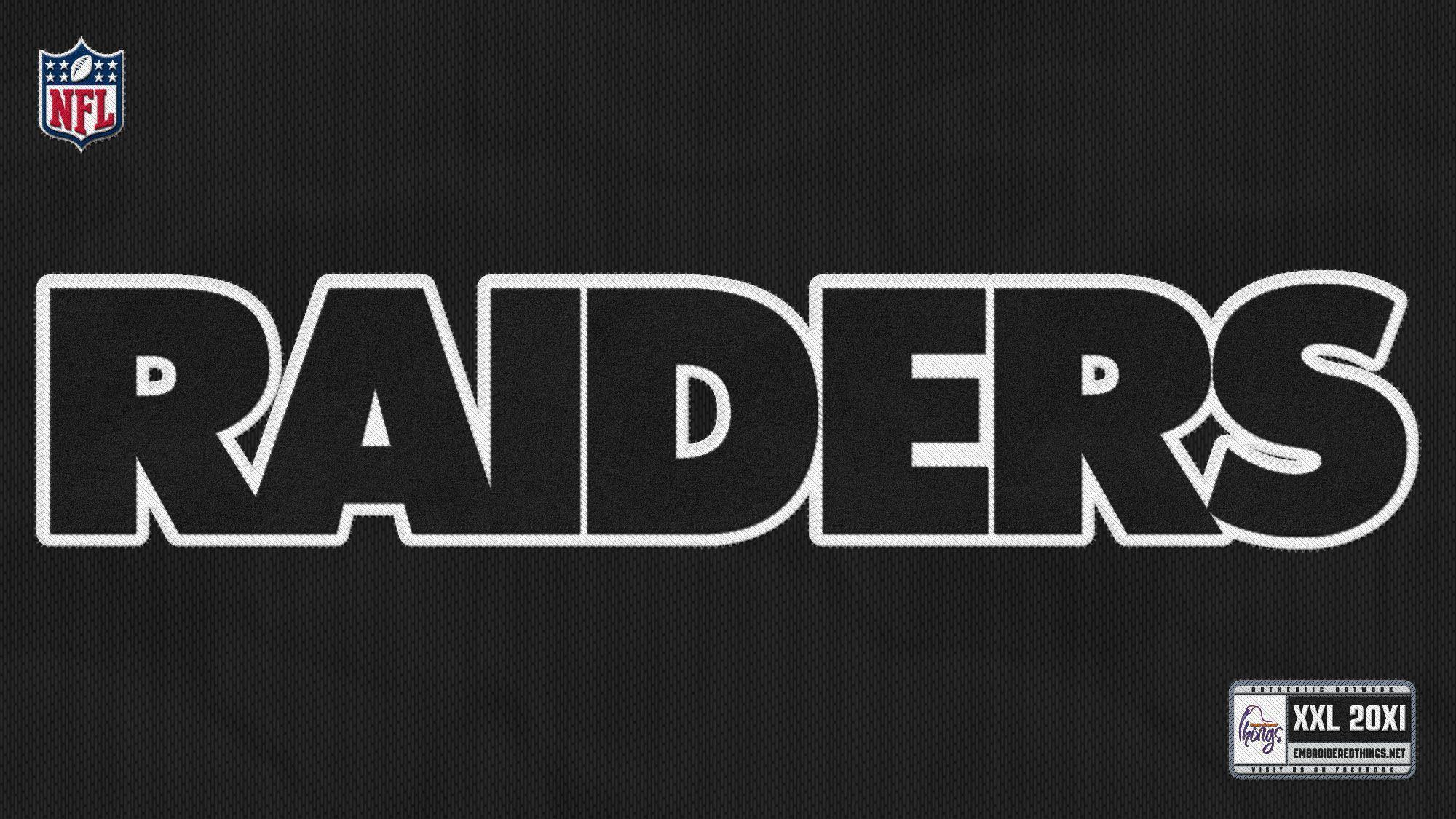 Check This Out Our New Oakland Raiders Wallpaper