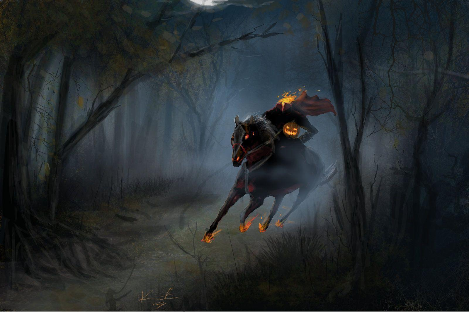 Headless Horseman Wallpapers