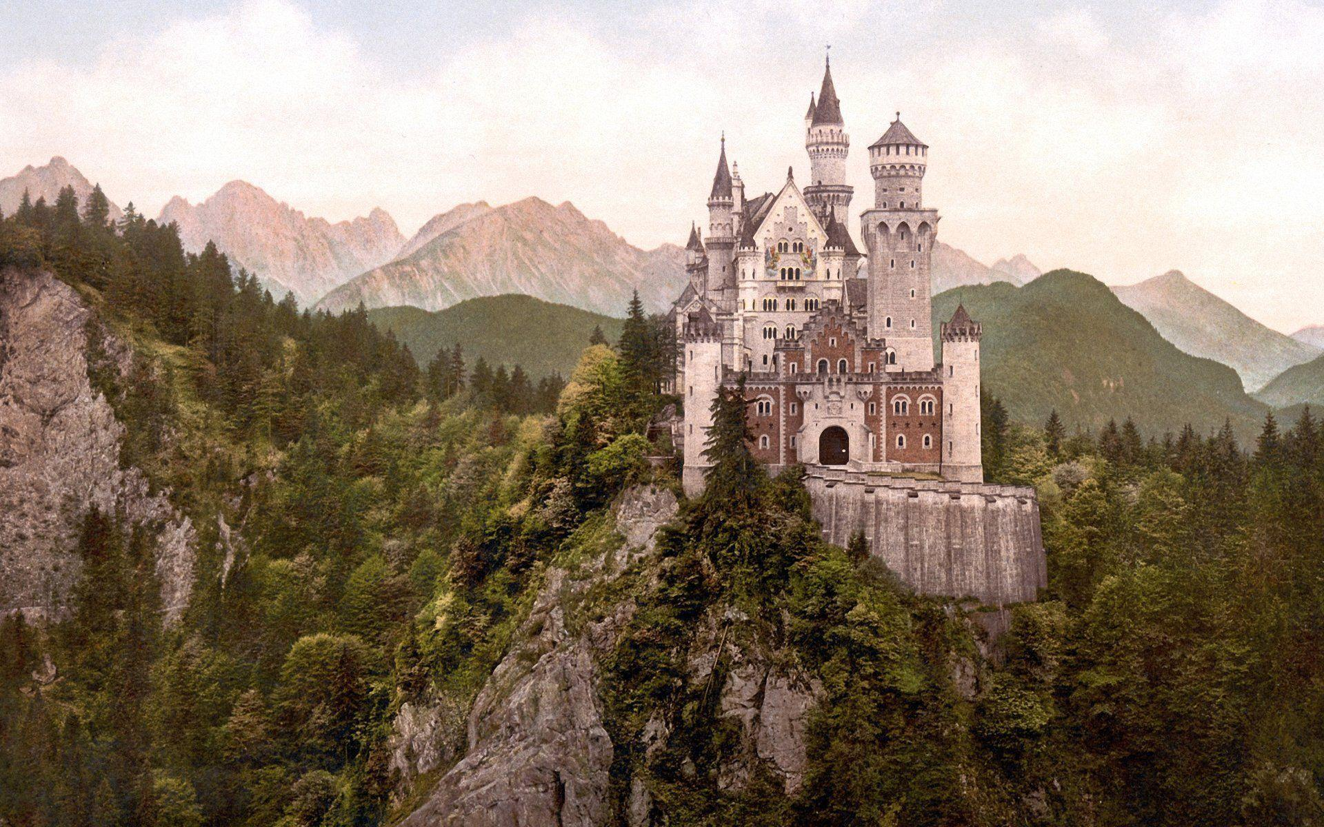 Neuschwanstein Wallpapers - Full HD wallpaper search