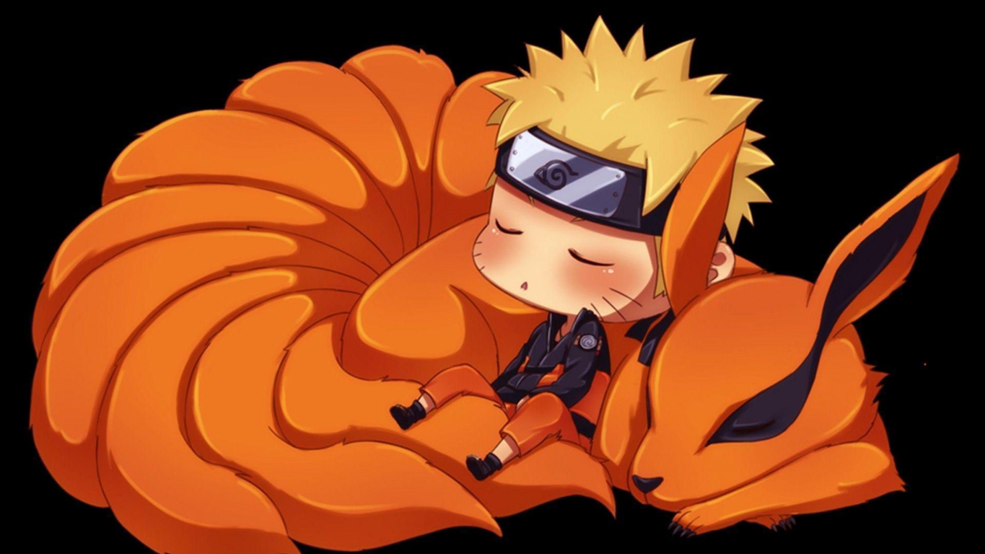 chibi Naruto girl cute