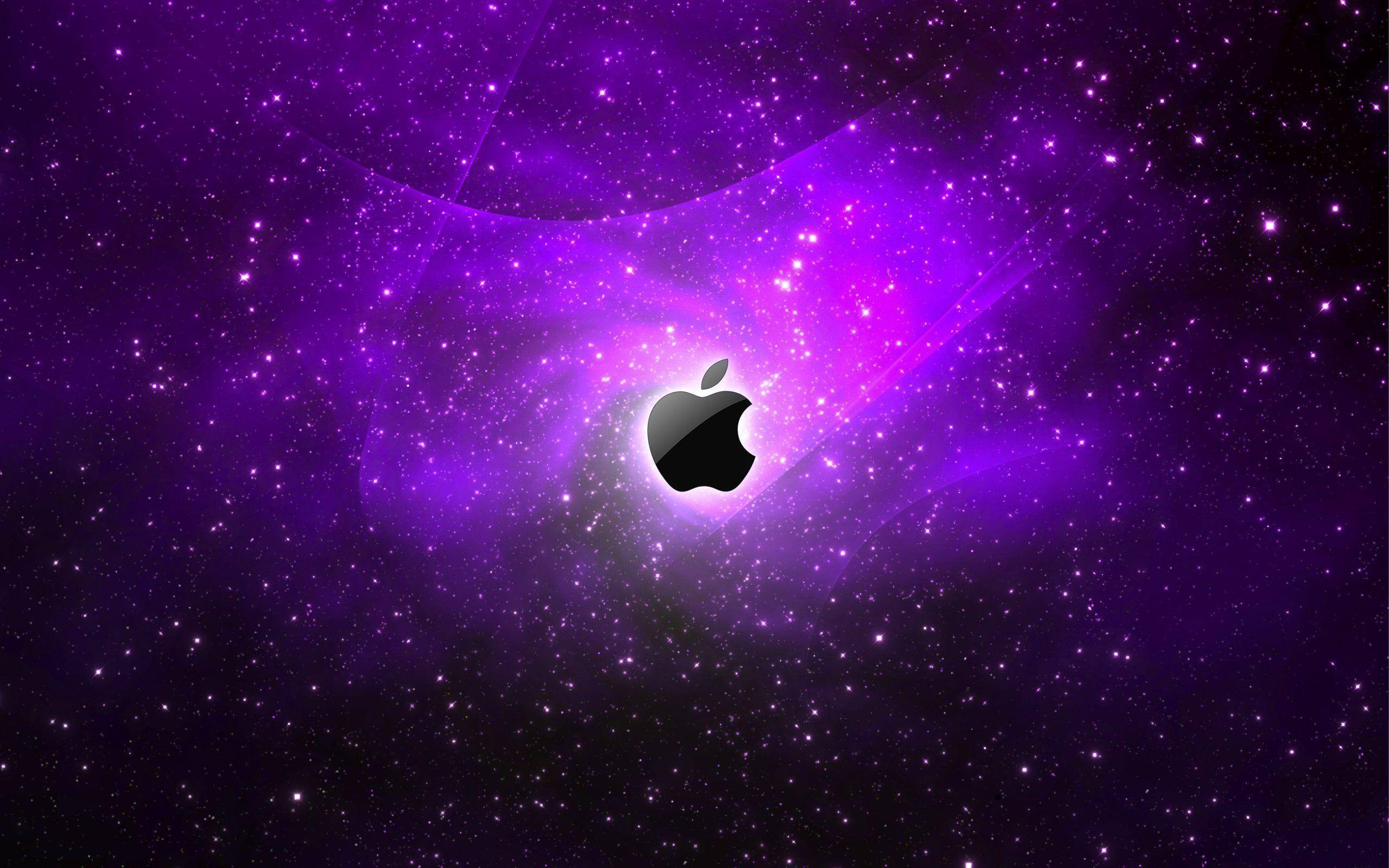 Purple Galaxy Wallpapers Iphone Image & Pictures