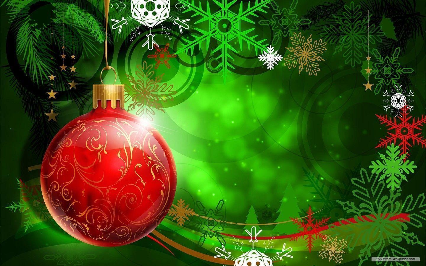 Christmas Theme Backgrounds Wallpaper Cave