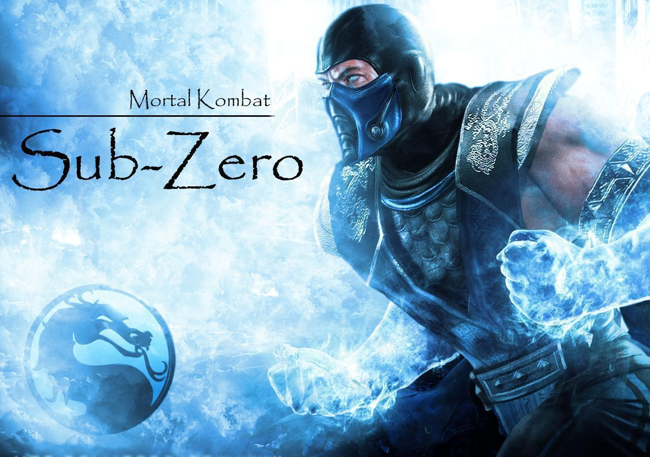 Sub Zero Wallpapers Wallpaper Cave