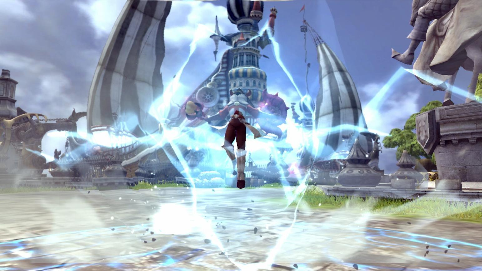 Ultimate Skill Saint Dragon Nest Wallpapers