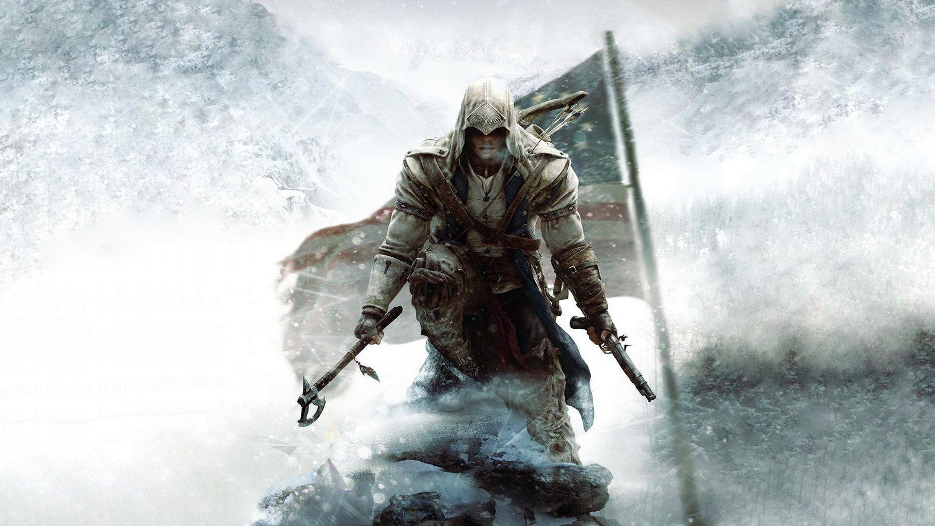 Hd Wallpapers Assassins Creed 3 Hd Desktop 9 HD Wallpapers ...