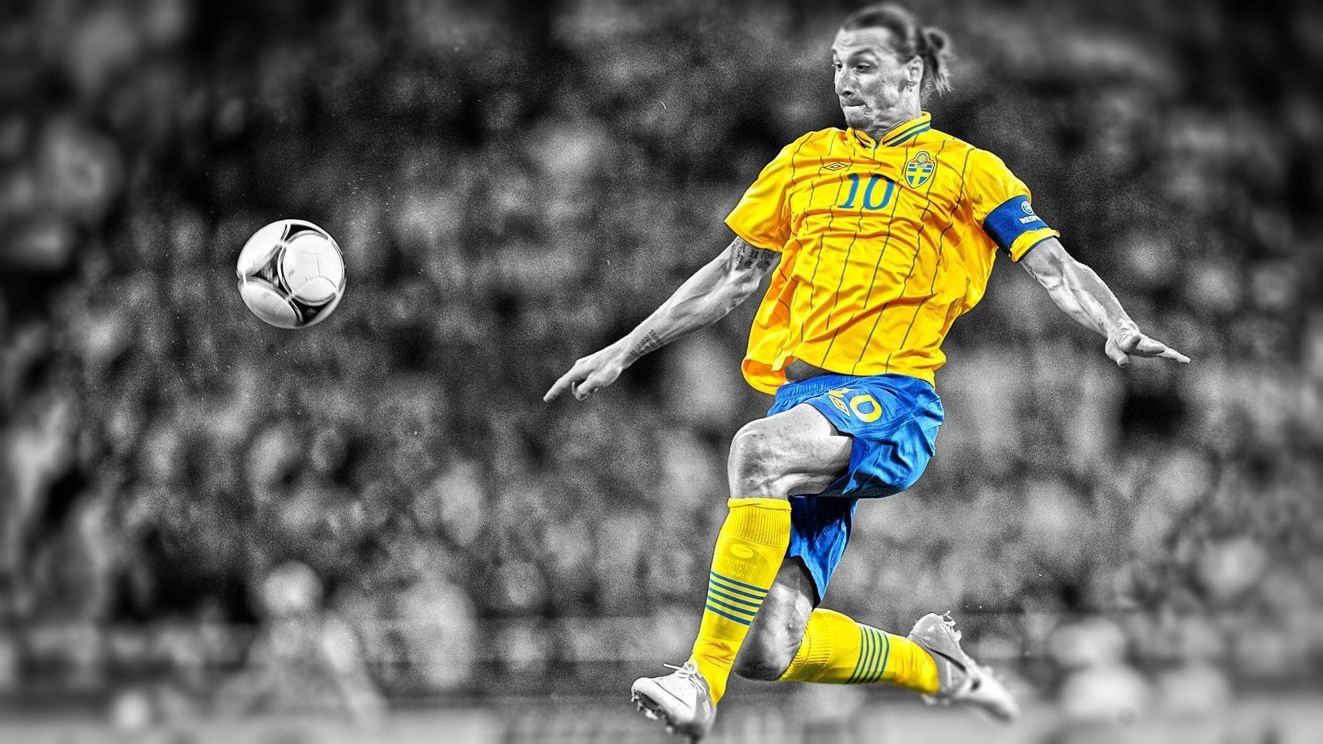 Zlatan Ibrahimovic Wal...