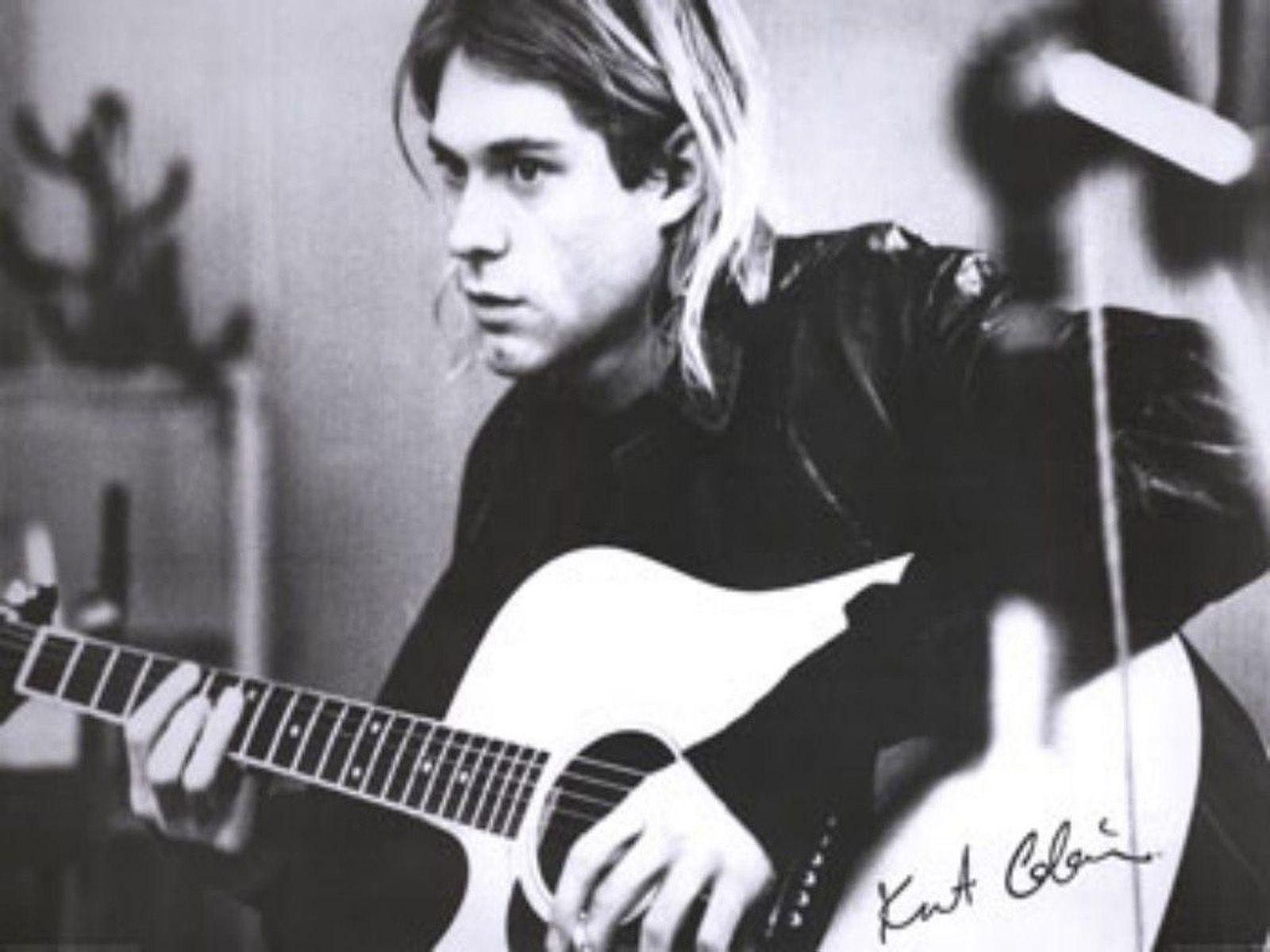 Kurt Cobain Backgrounds - Wallpaper Cave