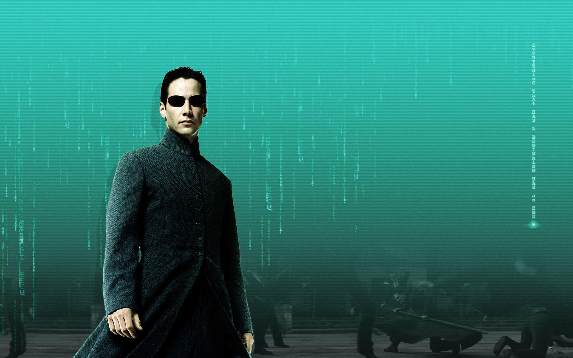 Matrix - HD Movie Wallpapers - Free Download
