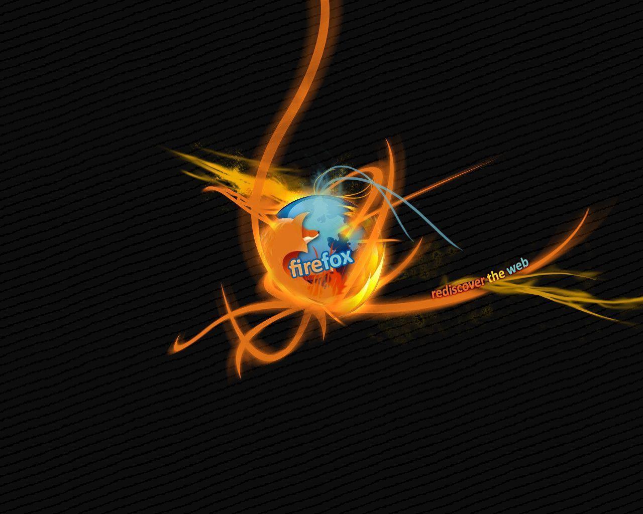 Mozilla Firefox Backgrounds