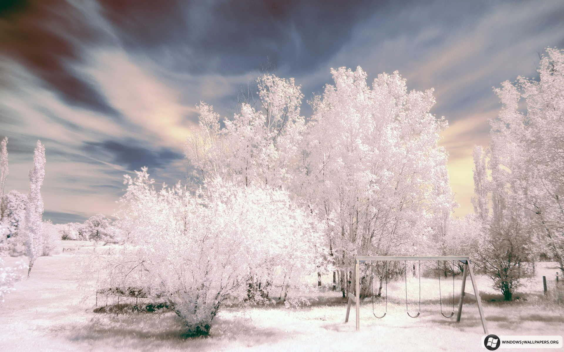 Winter screen backgrounds wallpaper cave for Sfondi invernali desktop