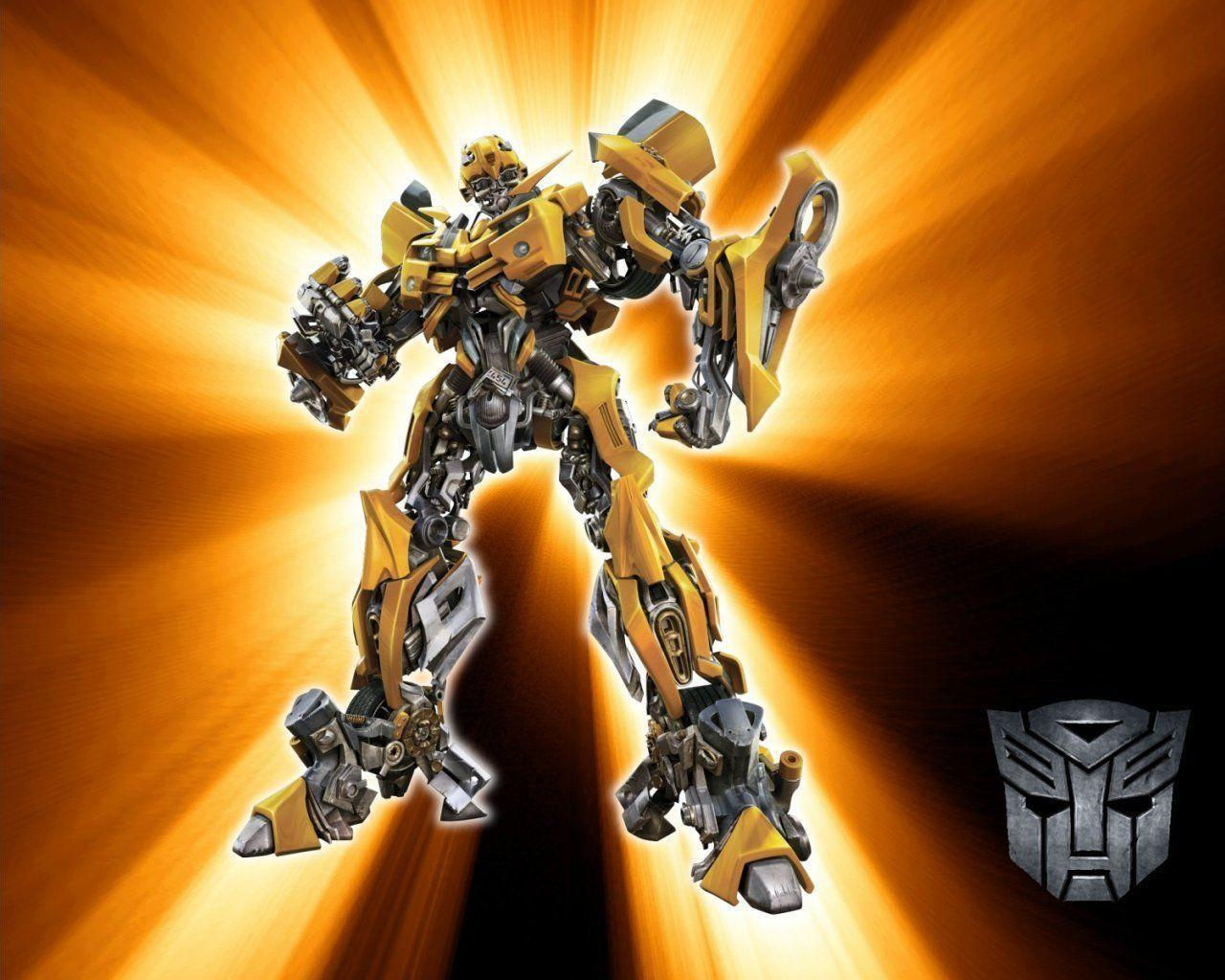 Wallpapers For > Transformers Revenge Of The Fallen Bumblebee