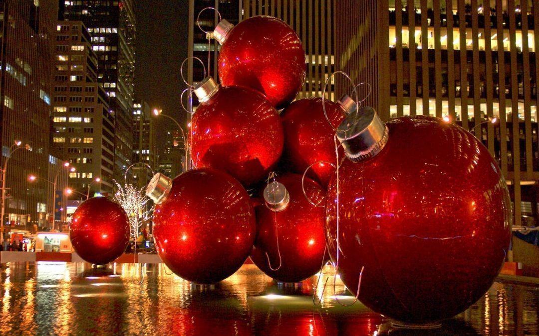Winter christmas lights wallpaper - High Quality Wallpapers | High ...