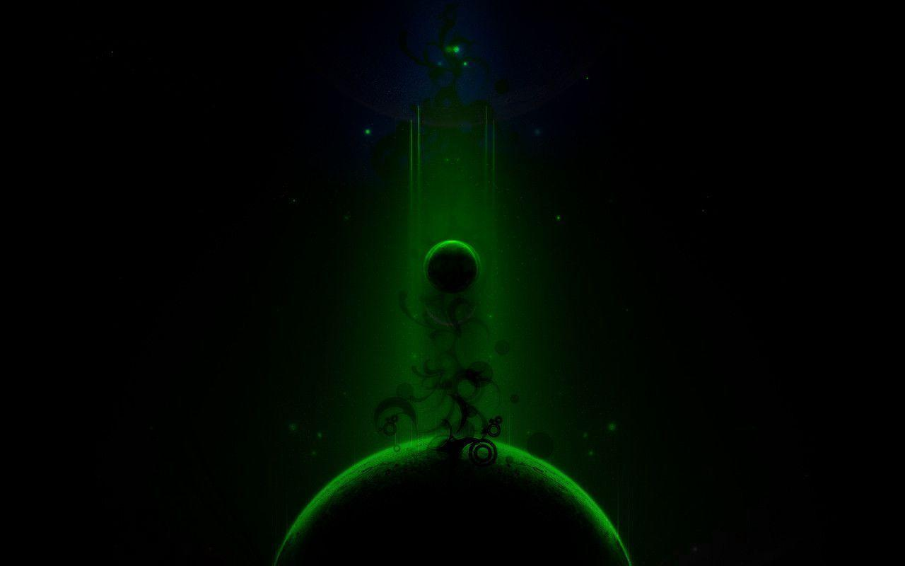 green neon background - photo #19
