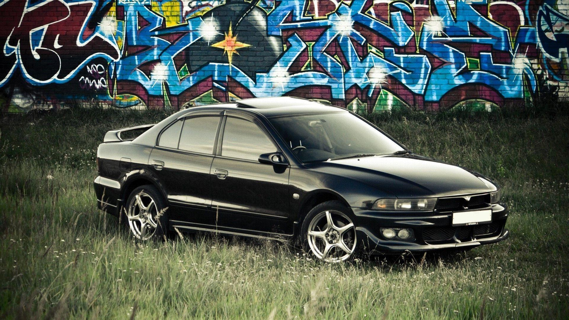 Mitsubishi Galant Wallpapers Wallpaper Cave
