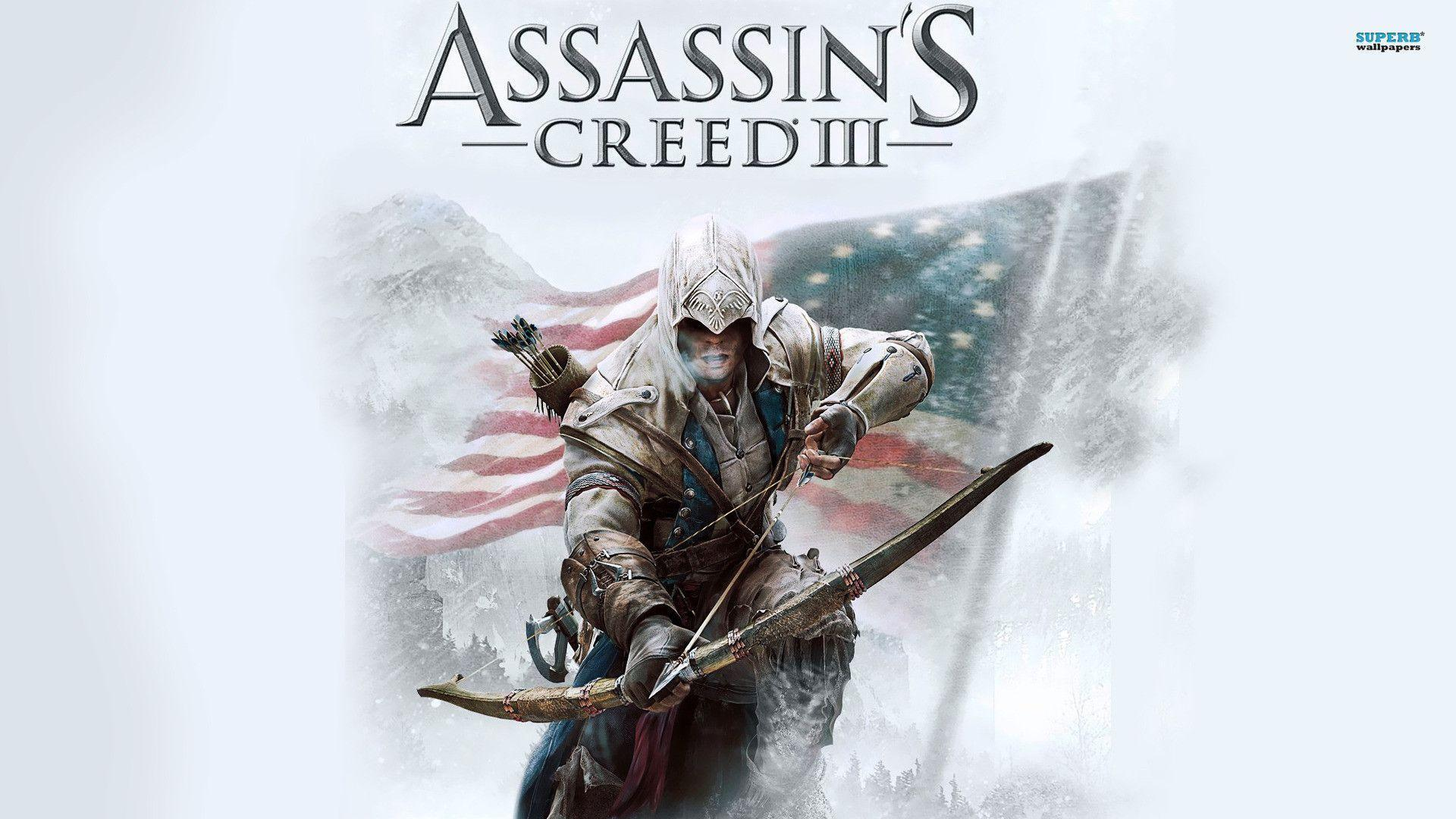 Wallpapers For > Assassins Creed 3 Wallpapers Hd 1920x1080
